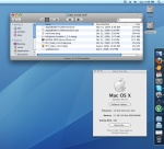 OSX86 Screenshot